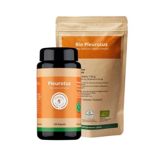 Bio Pleurotus Vorteilspaket