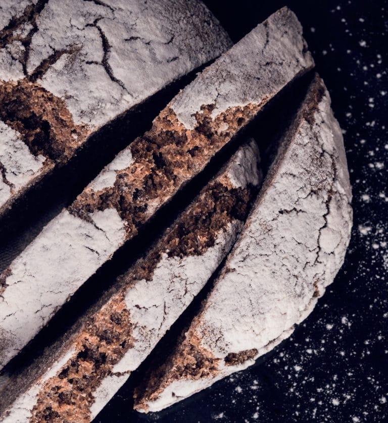 Urdinkel Eierschwamm Brot